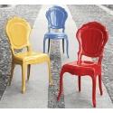 Cadeiras Originais e Transparentes