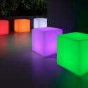 Cubos LED luminosos